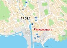 Fiskargatan 9, Trosa