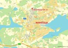 Baldersgatan 24, Norrtälje