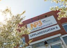Upplandsgatan 6, Norrland