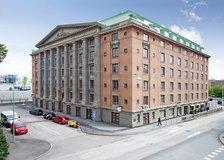 Amerikahuset / Barlastgatan 2, Södra Älvstranden (Göteborg)