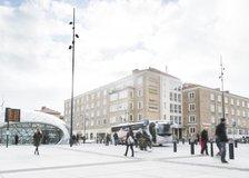 S:t Johannesgatan 2, Centrum