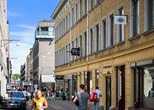 Drottninggatan 37, Centrum