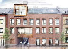 Fabriksgatan 2, Lund centrum