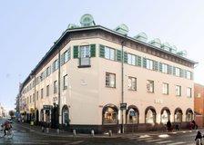 Östergatan 2, Centrala Trelleborg