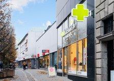 Algatan 4, Centrala Trelleborg