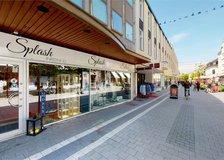 Algatan 17, Centrala Trelleborg