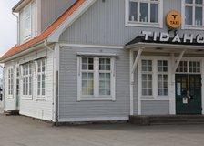 Västra Drottningvägen 2, Stationshuset, Centrala Tidaholm