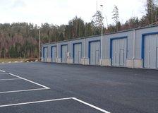 Kuröds Industriområde, Kultehagsvägen, Uddevalla
