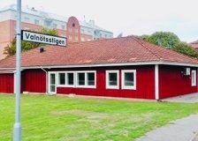 Akaciastigen, Leksberg-Marieholm-Gärdet