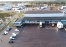 Kungsgatan 70, Ljungby, södra industri området