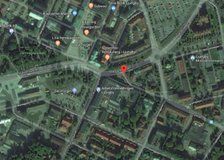 Storgatan Ljungby, Centrala Ljungby