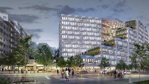 Bild: BSK Arkitekter