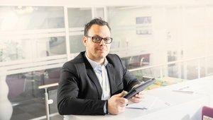 Håkan Strömqvist, Affärsområdeschef på det kommunägda bolaget Destination Halmstad. Bild: Halmstads Kommun