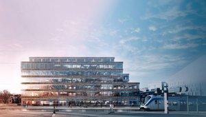 Bild: Vasakronan / White Arkitekter