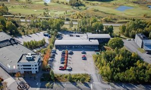 Lindberghs Gata 9, Arlandastad