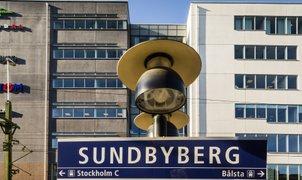 Landsvägen 50 vån 5 1435 kvm, Sundbyberg