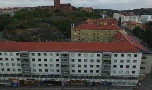 Stigbergstorget, Stigberget (Göteborg)