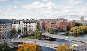 Klarabergsviadukten 90, Norrmalm