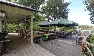 Restaurang / Djurgården, DJURGÅRDEN