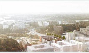 Diktarvägen, Solna