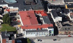 Prästgårdsgatan 27, 941 32, Piteå C Stadsvapnet
