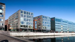 Nordenskiöldsgatan 8, Västra Hamnen (Malmö)