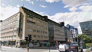 Olof Palmes gata 29, Stockholm