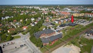 Regementsgatan 9, Väster (Växjö)