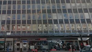 Stora Gatan 41, Centrum