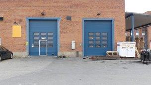Industrivägen 32, Hörnefors