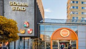 Postgången 49c, Solna Centrum