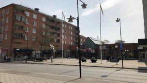 Västra Storgatan 7, City