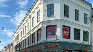Korsgatan 13, Inom Vallgraven (Göteborg)