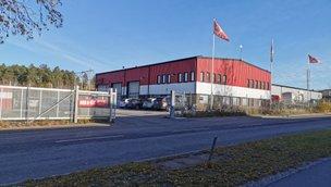 Hantverksvägen 8, Hovsjö/Wasa