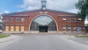 Muréngatan 1, Södra station
