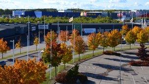 Hallsta Gårdsgata 7, Erikslund Handelsområde