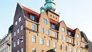Hornsgatan 1, Slussen (Stockholm)