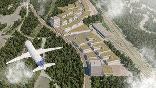 Arlandastad, Explore Arlandastad/F60 Företagspark