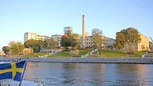 Lumaparksvägen 7, Hammarby sjöstad (Stockholm)