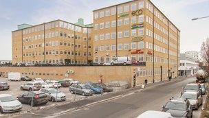 Hammarby Fabriksväg 43, Södra Hammarbyhamnen (Stockholm)