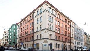 Artillerigatan 42, Stockholm