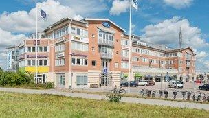 Fyrisborgsgatan 2, Uppsala