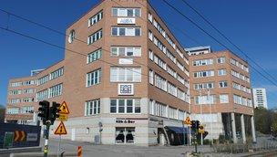 Förmansvägen 11, Liljeholmen