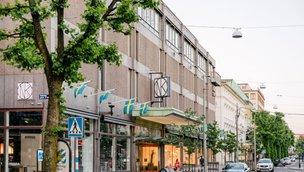 Kyrkogatan 48, Nordiska Kompaniet Göteborg