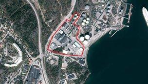 Raffinaderivägen 4, Norra nynäshamn