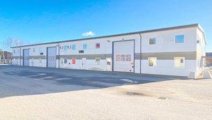 Kvartsgatan 1 B (B5), Enköping