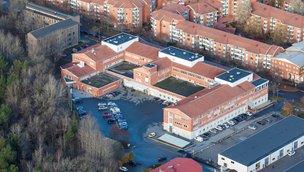 Fraktflygargatan 18, Skarpnäck