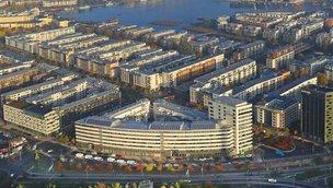 Hammarby Fabriksväg 61-65, Stockholm