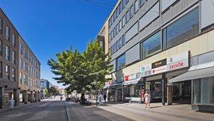 Stora gatan 34, Västerås centrum