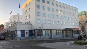 Kristinagatan 12, Norrköping centrum